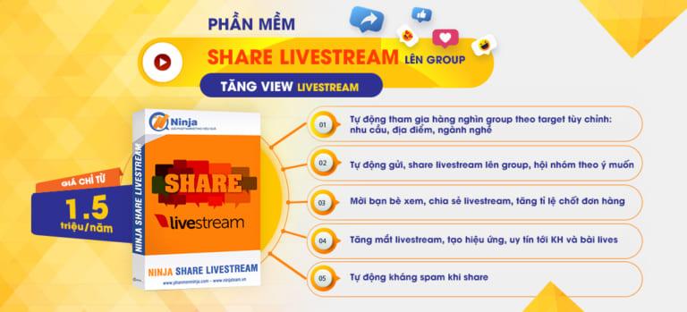 phan mem ho tro ban hang online Top 3 phần mềm hỗ trợ bán hàng Online thông minh với Livestream