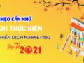 4 mẹo cần nhớ marketing