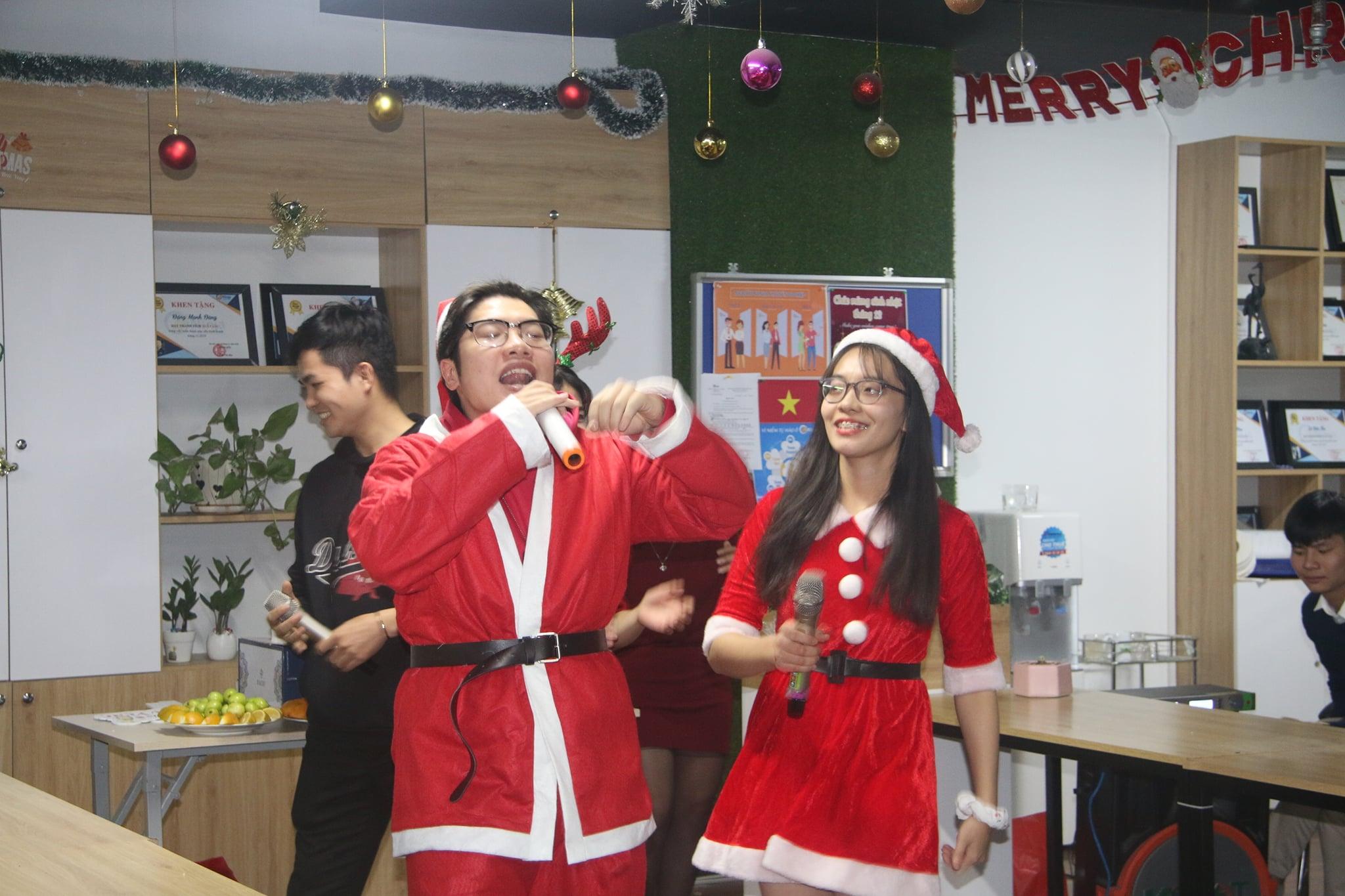 giang sinh ninja6jpg Tháng 12 ấm áp và nhiều niềm vui với đại tiệc cuối năm
