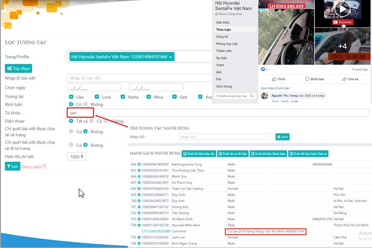 phan mem ninja uid pro4 Tiếp cận khách hàng tiềm năng dịp Tết với Phần mềm Ninja UID Pro