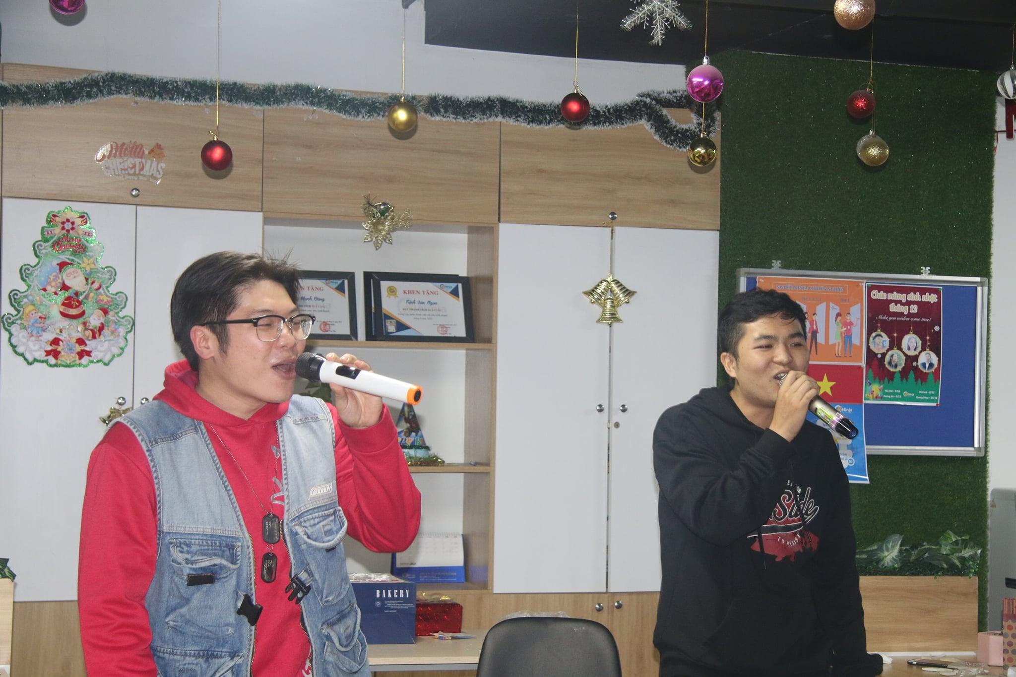 sinh nhat thanh vien thang 12.15pg 1 Tháng 12 ấm áp và nhiều niềm vui với đại tiệc cuối năm