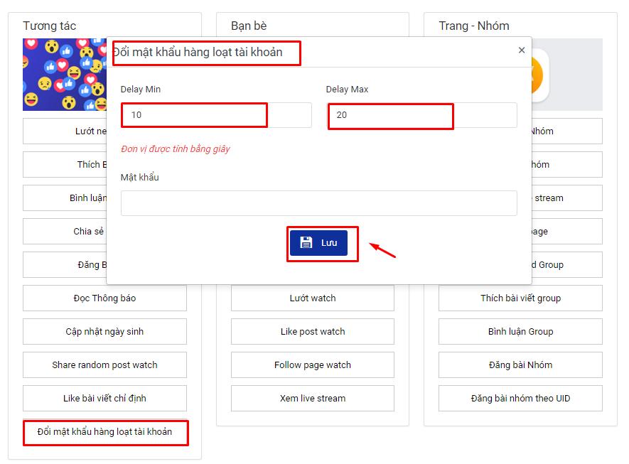 phan mem ninja phone5 Cập nhật 4 tính năng tương tác bài viết với phần mềm Ninja Phone
