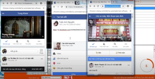share livestream facebook3 e1624418120922 Cách chia sẻ livestream lên nhiều nhóm facebook nhanh chóng, tự động
