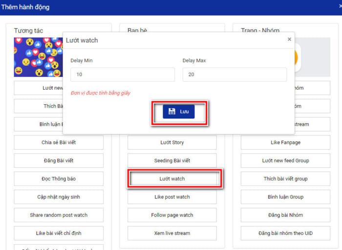 tool nuoi nick facebook 3 e1610356313889 Hướng dẫn tương tác động với tool nuôi nick facebook Ninja Phone