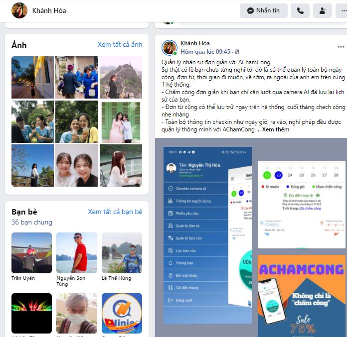 cach full ban be tren facebook 1 5 Cách full bạn bè trên facebook và follow tăng nhanh chóng
