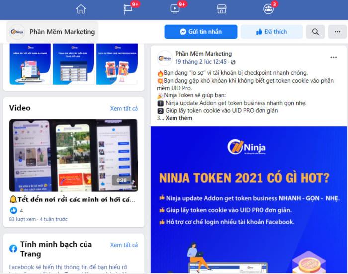 nuôi page facebook 1 e1613989929451 <Tips> Nuôi page facebook không cần chạy quảng cáo vẫn có khách