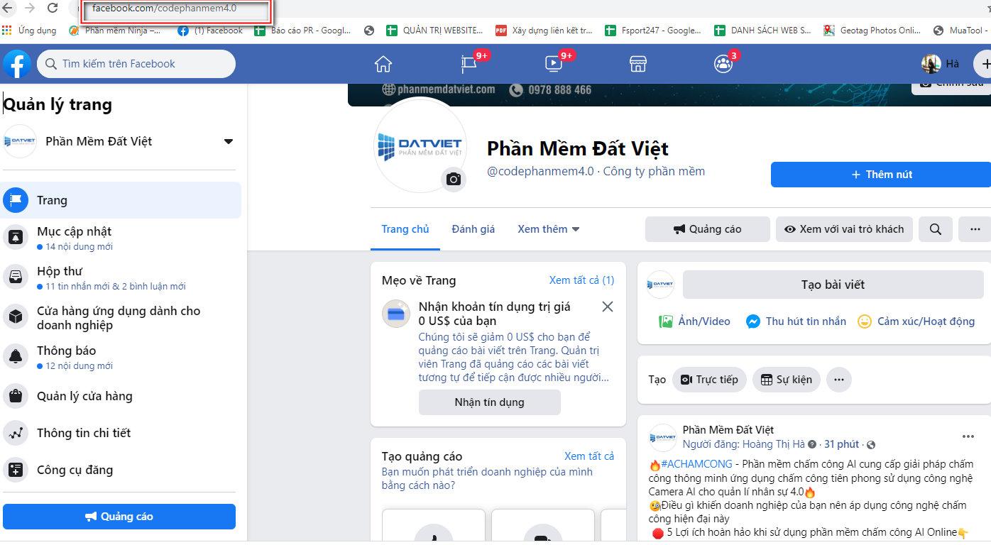 nuôi page facebook 2 <Tips> Nuôi page facebook không cần chạy quảng cáo vẫn có khách