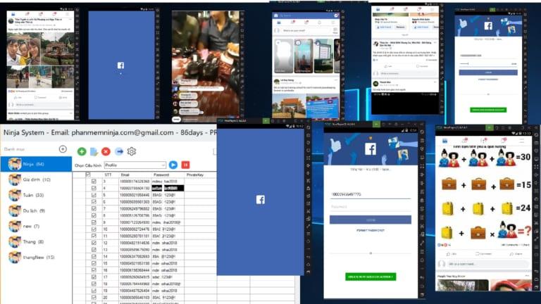 phan mem nuoi nick facebbook2 Tăng doanh thu mùa dịch với phần mềm Facebook nuôi nick