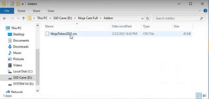 phan mem quet data4 Hướng dẫn lấy và nhập token trên phần mềm phân tích Data UID Pro
