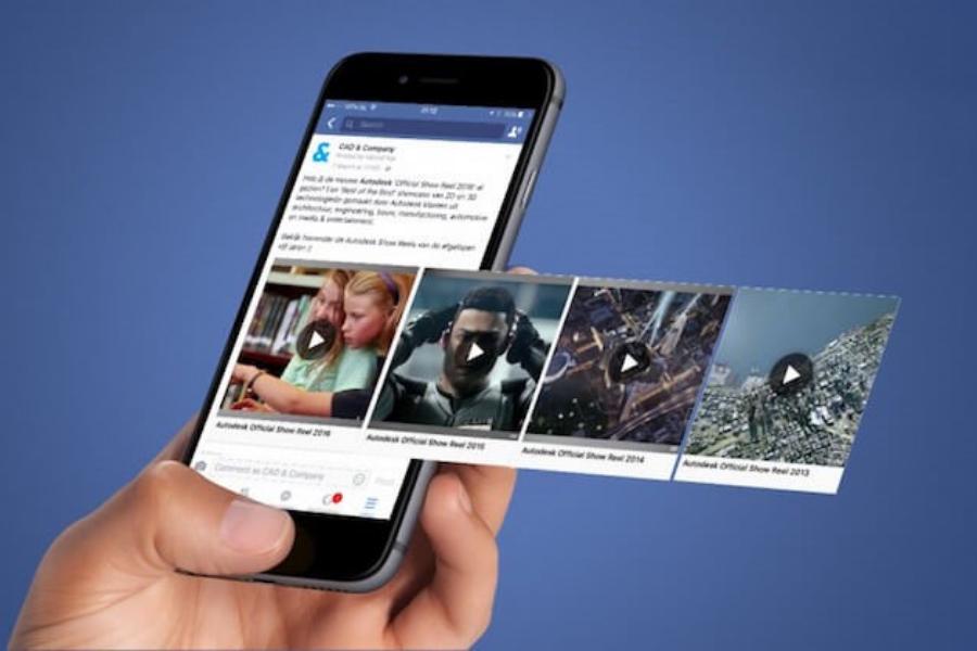 xu huong lam TVC quang cao ngan 3 dự đoán từ Facebook về xu hướng nổi bật trên MXH năm 2021