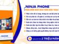 Phần mềm nuôi nick mobile Ninja Phone nhanh chóng