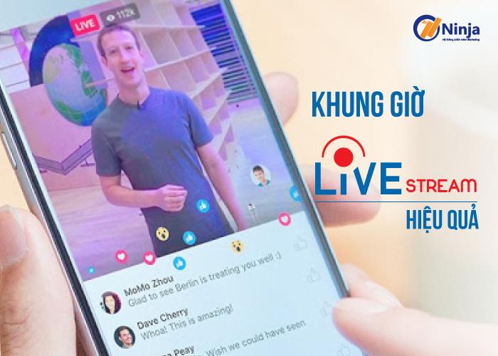 khung gio livestream fb hieu qua Khung giờ Livestream hiệu quả gia tăng hiệu suất bán hàng 200%