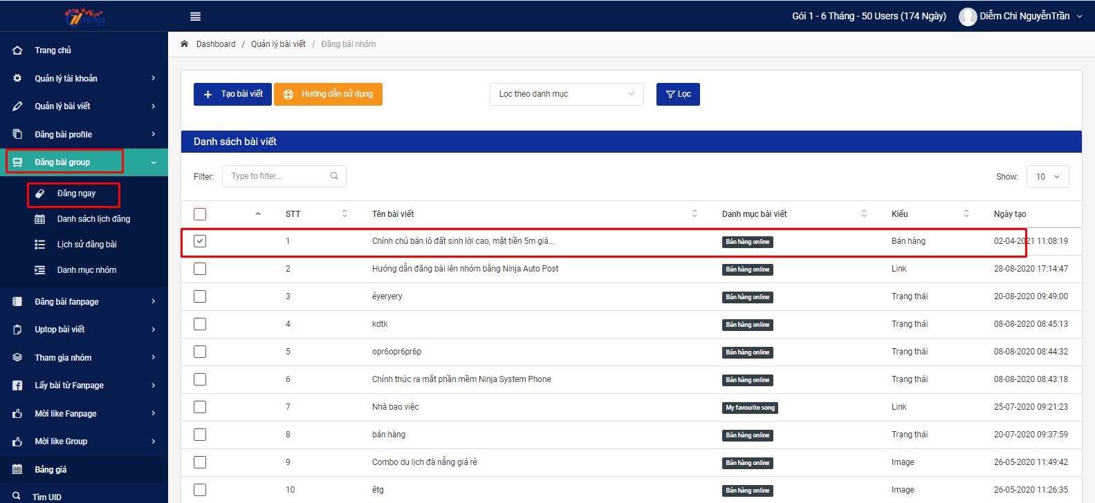 phan mem dang tin bat dong san 3 Phần mềm đăng tin Facebook   Đăng tin bán hàng hiệu quả