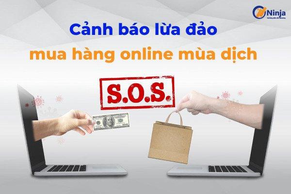 canh bao mua hang online 2 Ninja cảnh báo lừa đảo khi sử dụng phần mềm Marketing Facebook