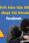 Chiếm đoạt tài khoản facebook
