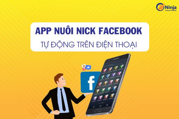 ap nuoi nick facebook tu dong Gấp 3 doanh thu bán hàng với app nuôi nick facebook