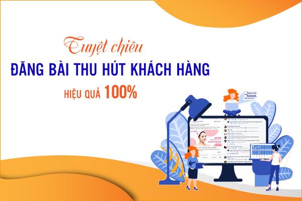 cach dang bai thu hut khach hang Bạn đã biết cách đăng bài thu hút khách hàng chưa?