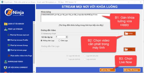 cach phat lai livestream cua nguoi khac e1625028033334 Tăng follow nhanh chóng với cách phát lại livestream của người khác