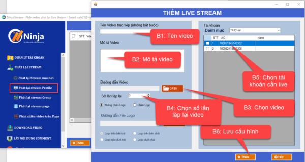 cach phat lai livestream cua nguoi khac tren trang ca nhan e1625028778220 Tăng follow nhanh chóng với cách phát lại livestream của người khác
