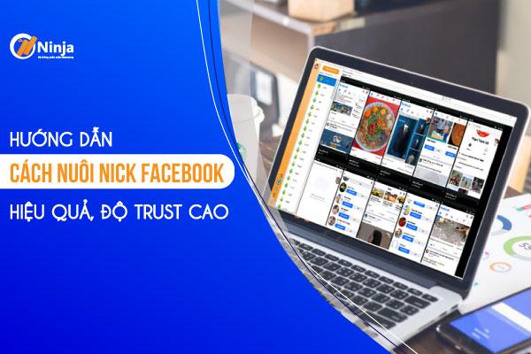 hương dan cach nuoi nick facebook Cách nuôi nick facebook hiệu quả giúp X5 doanh số bán hàng
