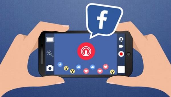 live stream fb 3 hình thức facebook marketing 0 đồng hiệu quả nhất 2021