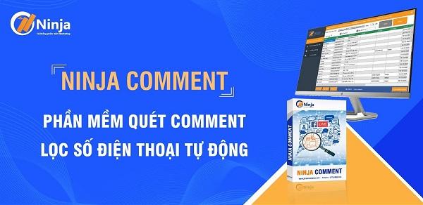 phan mem ninja comment Tool quét comment facebook, lọc bình luận livestream nhanh nhất