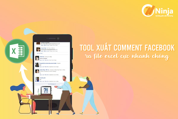 tool xuat comment facebook ra file excel Tool xuất comment facebook ra file excel cực nhanh chóng