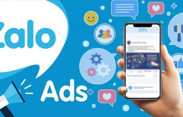 zalo ads e1622890608726 3 lý do khiến quảng cáo zalo không cắn tiền và cách khắc phục
