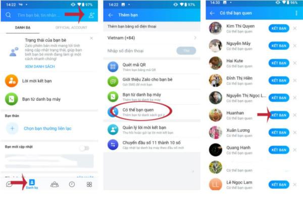 cach ket bạn khong can dong y3 1 e1626681137554 Cách kết bạn Zalo không cần số điện thoại nhanh chóng