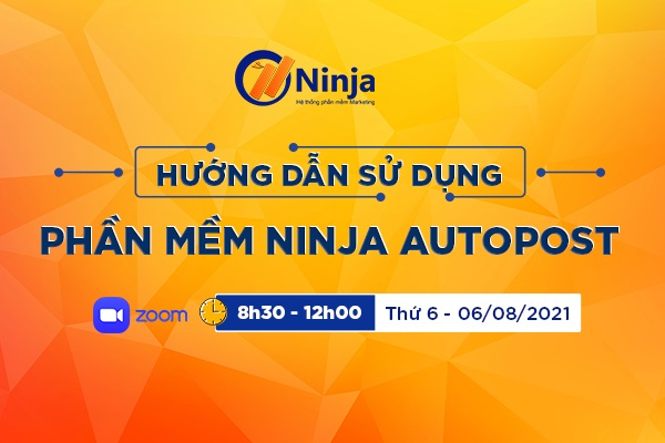 20210804 hd su dung phan mem ninja autopost600x400 Đào tạo HD sử dụng Phần mềm quảng cáo FB Ninja Auto post