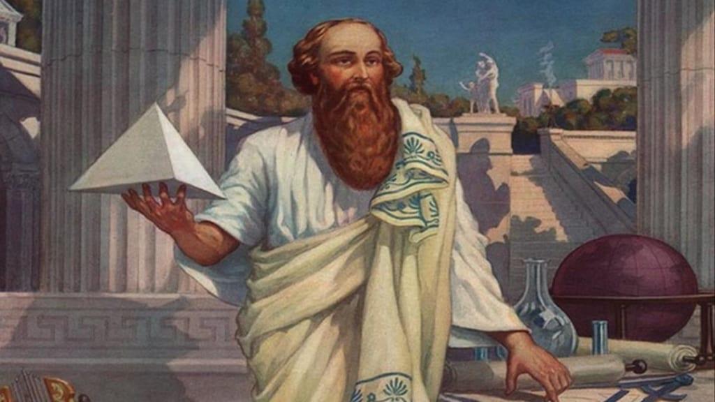 Than so hoc Pythagoras Chi la cham nho so voi cac nghien cuu khong lo cua Pythagoras 1024x576 Ninja tặng 100 vé khóa học online 5000 người tham dự: Giải mã cuộc đời cùng Số học Pythagoras