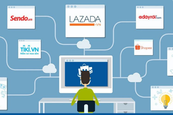cac kenh ban hang online hieu qua 2021 4 TOP các kênh bán hàng online hiệu quả 2021