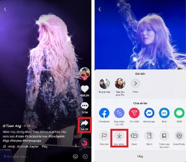 cach chia se video tiktok tren story facebook 10+ cách tăng view tiktok miễn phí nhanh như chớp