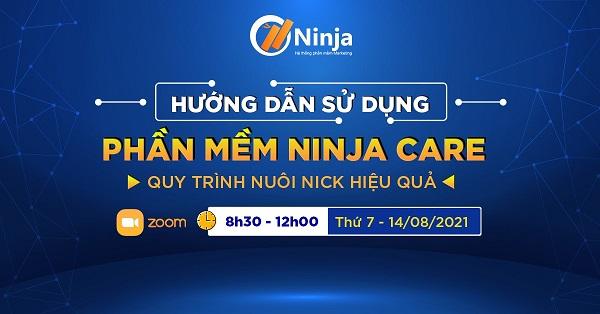 z2680816836867 4eee5c58a9bef77c71f8444abea053fd 1 Đào tạo Quy trình nuôi nick chất lượng trên Phần mềm Ninja Care