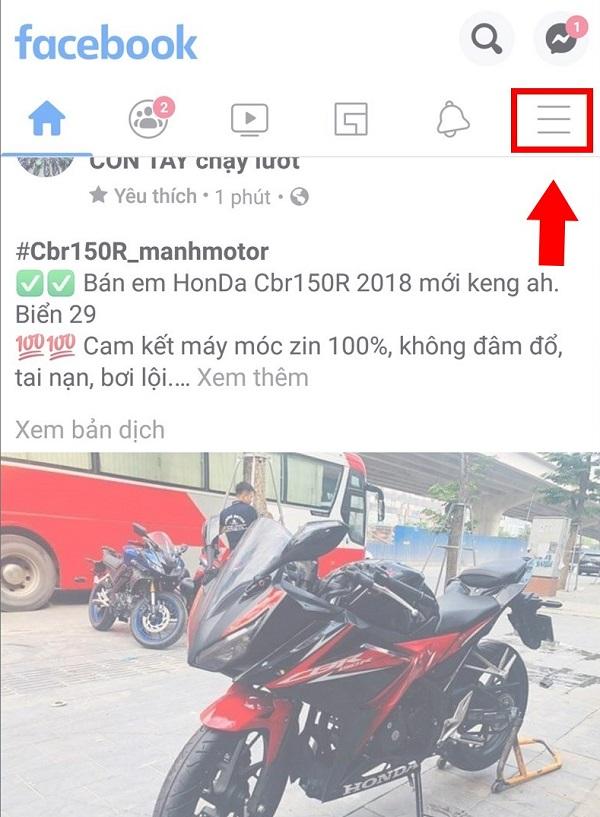 cach doi mat khau facebook1 Cách đổi mật khẩu facebook trên điện thoại và máy tính nhanh chóng