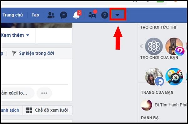 cach doi mat khau facebook13 Cách đổi mật khẩu facebook trên điện thoại và máy tính nhanh chóng