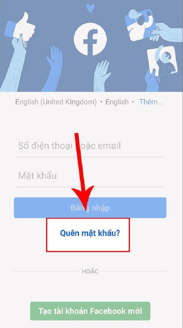 cach doi mat khau facebook6 Cách đổi mật khẩu facebook trên điện thoại và máy tính nhanh chóng