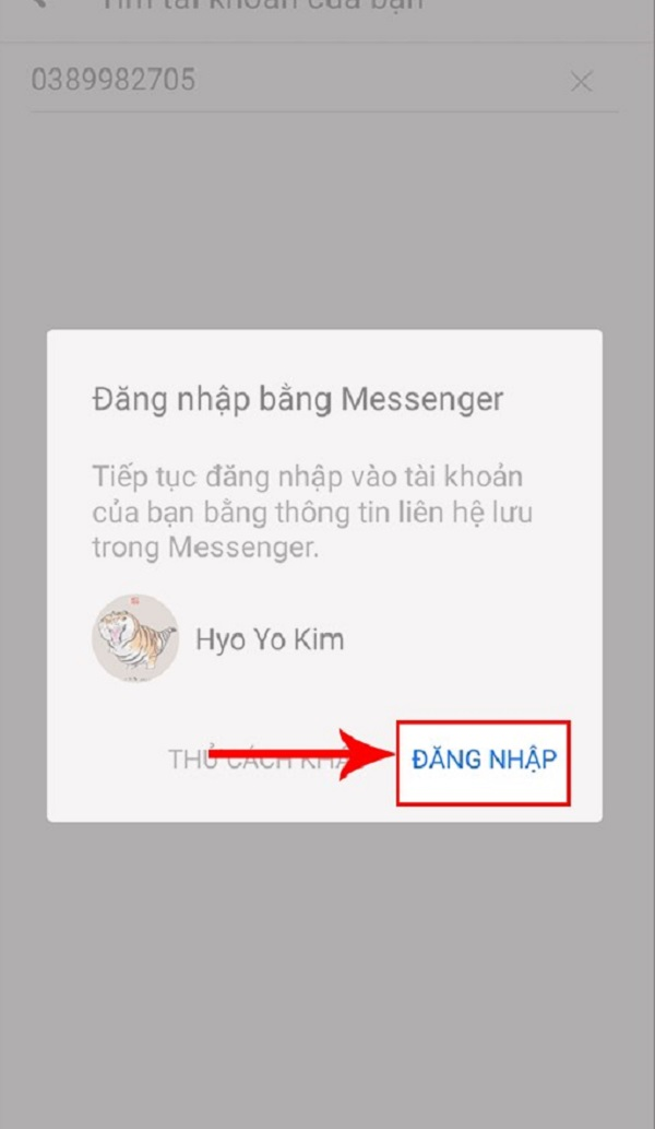 cach doi mat khau facebook8 Cách đổi mật khẩu facebook trên điện thoại và máy tính nhanh chóng