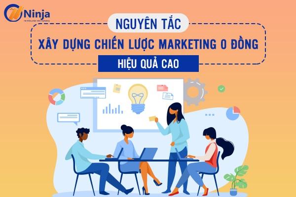 chien luoc marketing 0 dong Nguyên tắc xây dựng chiến lược marketing 0 đồng hiệu quả cao