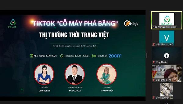 """su kien tiktok2 Sự kiện TikTok """"cỗ máy phá băng"""" thị trường thời trang Việt – Từ tay mơ đến Master triệu view"""