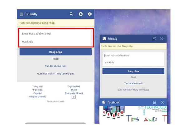 tao nick facebook thu 2 1 Cách tạo nick facebook thứ 2 trên điện thoại cực đơn giản