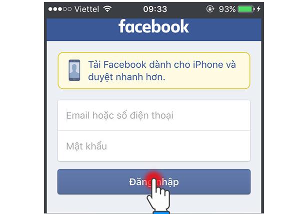 tao tai khoan facebook thu 2 5 Cách tạo nick facebook thứ 2 trên điện thoại cực đơn giản