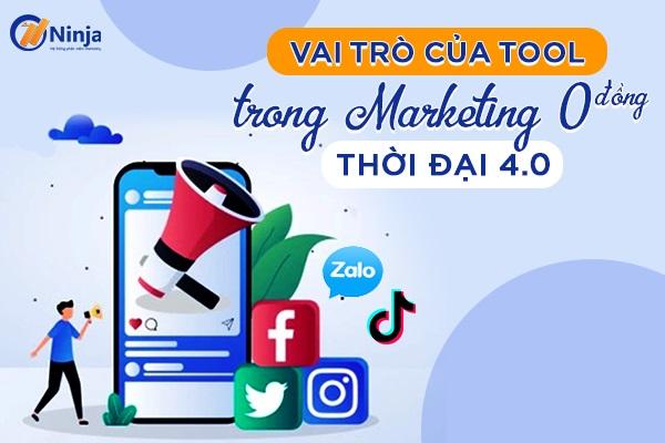 vai tro cua tool trong marketing 0 dong Tool Marketing là gì? Vai trò của tool trong marketing 0 đồng