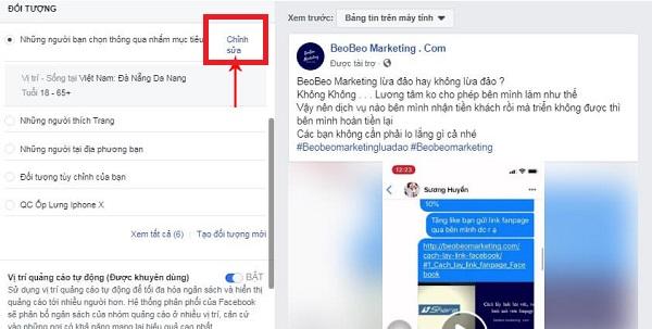 chay quang cao livestream tren facebook Hướng dẫn chạy quảng cáo livestream trực tiếp thu hút triệu view