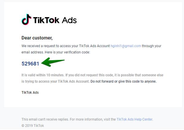 create account tiktok 4 Hướng dẫn chạy quảng cáo tiktok hiệu quả cho người mới bắt đầu