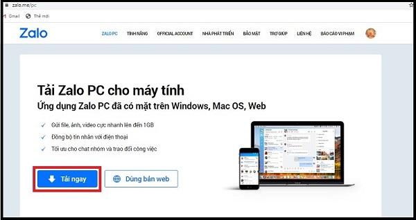 dang nhap nhieu nick zalo tren may tinh3 Hướng dẫn đăng nhập nhiều tài khoản zalo trên máy tính và điện thoại