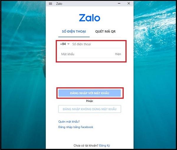 dang nhap nhieu nick zalo tren may tinh5 Hướng dẫn đăng nhập nhiều tài khoản zalo trên máy tính và điện thoại