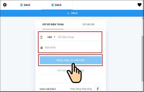 dang nhap nhieu zalo10 Hướng dẫn đăng nhập nhiều tài khoản zalo trên máy tính và điện thoại