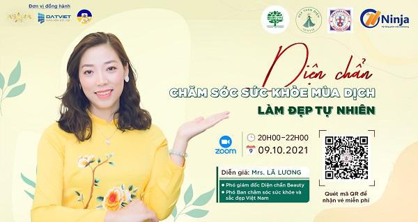 khoa hoc dien chan online 2021 1 Miễn phí khóa học diện chẩn online Tăng sức đề kháng & Làm đẹp tự nhiên
