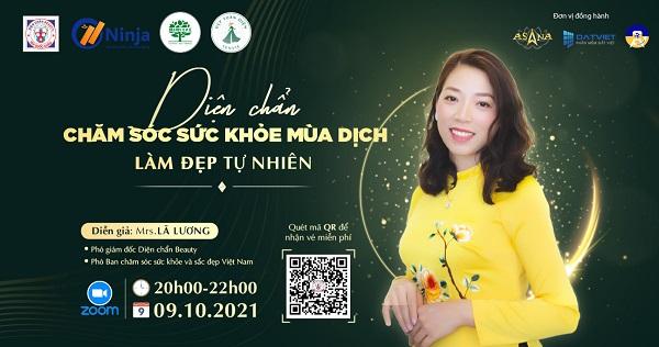 khoa hoc dien chan online 2021 2 Miễn phí khóa học diện chẩn online Tăng sức đề kháng & Làm đẹp tự nhiên
